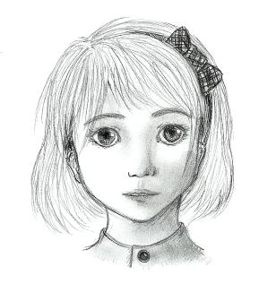 Portraits: Enfant by Eki-Keiko