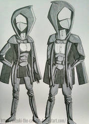 Dessiara concept armor by TeriArts