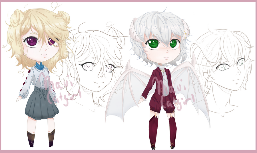 (Closed) (new lower price Adopts- set price by MauiCatgirl