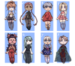 (Closed)  Cheap? Adopts (OTA or set price) by TeriArts
