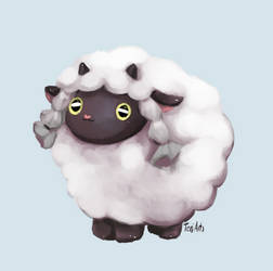 Wooloo by TeriArts