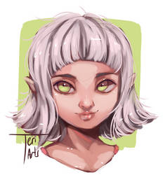 Test1 + speedpaint
