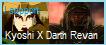RevanchistAvatar (Darth Revan X Avatar Kyoshi) by LordVaderNihilus