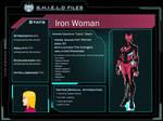 Iron Woman profile