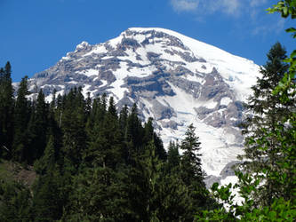 Mt. Rainier by kazuma52