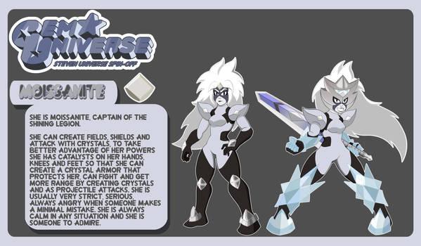 Gem Universe - Captain Moissanite