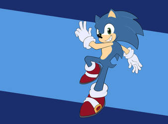 Sonic the Hedgehog Updated