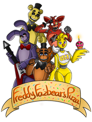 Five Nights at Freddy's - Draw This Again!