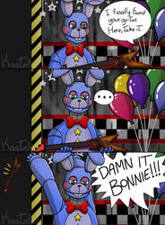 Rockstar Bonnie in a nutshell