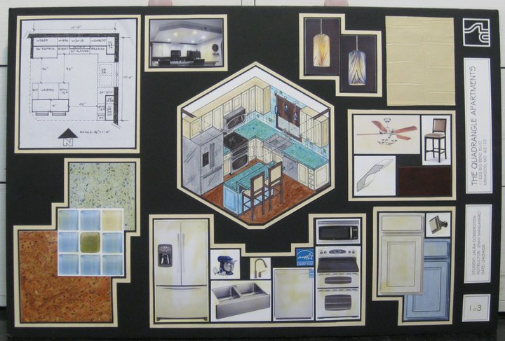 Meyer 39 s kitchen sample board by liquiddisplay on deviantart for What is a sample board in interior design