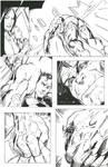 Secret Crisis pg.15 inks