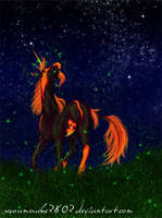 34: Under The Stars by scaramouche2802
