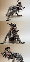 Bloodborne: Vicar Amelia sculpture (SOLD)