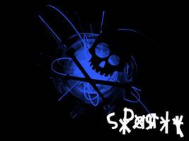 skull by Sabski