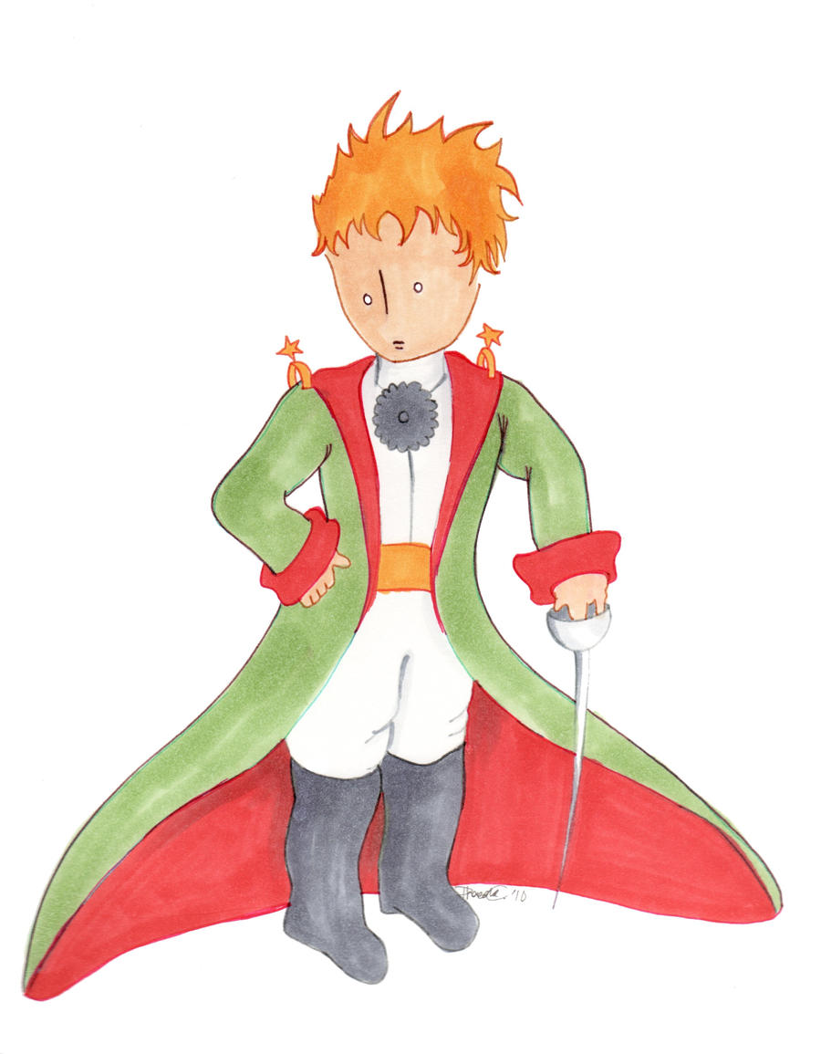 Le petit prince by chamoise on deviantart Decoration le petit prince