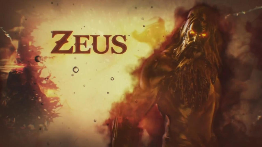 Zeus electrifies Death Battle with his presence! by ...