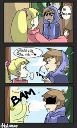GF: Nice Try  Comic by Rensaven