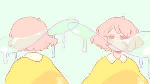 Peach n yellow by Rensaven