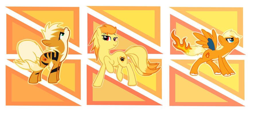 Ponymon Tshirt designs by nekuroSilver