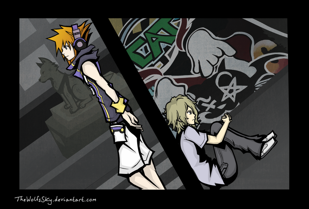 DeviantArt: More Like The World Ends With You by nekuroSilver