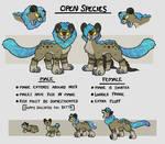Shoaleo species guide