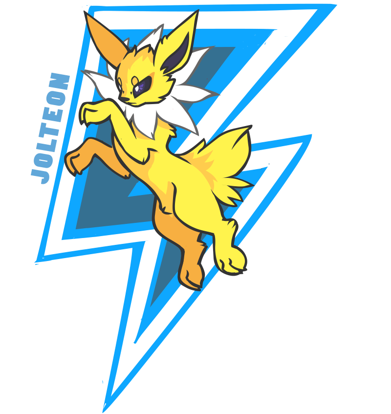 d07d0776 Jolteon by nekuroSilver on DeviantArt