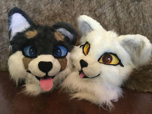 First VS second fursuit attempt