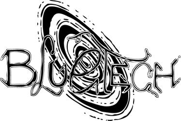 Bluetech Logo by MaestroAmN