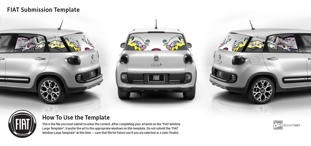 FIAT More Imagination Concept [Psy Intermezzo] by MaestroAmN