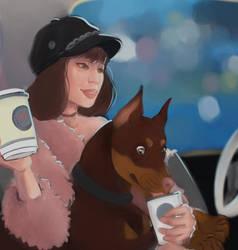 CoffeeCo. by Jenneefer