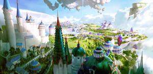 Floating castle 2