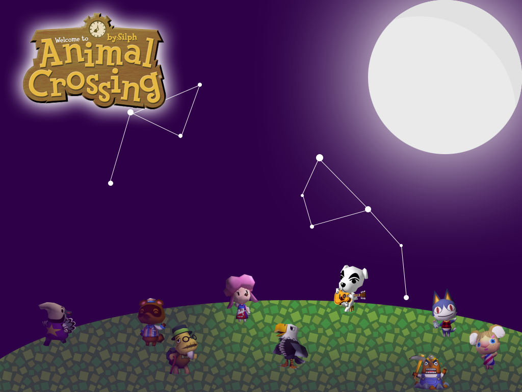 Animal Crossing Wallpaper by AnimalCrossing-Club