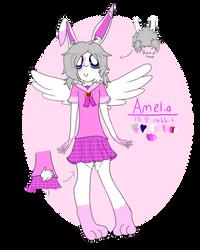 New Amelia ref sheet