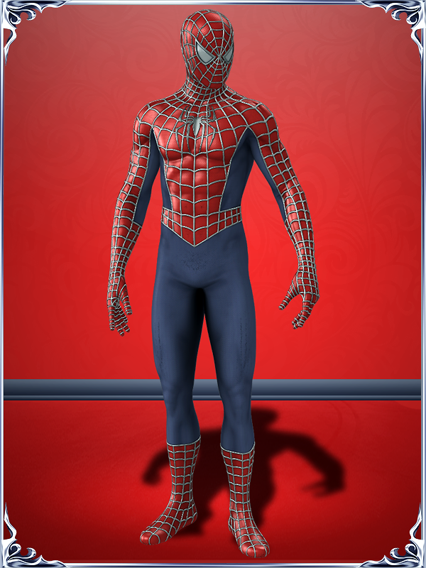Spiderman PS4 - Webbed Suit/Raimi Suit by KylieStylish on DeviantArt