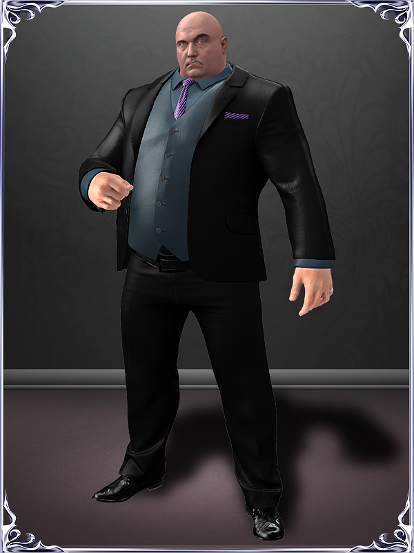 Spiderman PS4 - Kingpin by KylieStylish