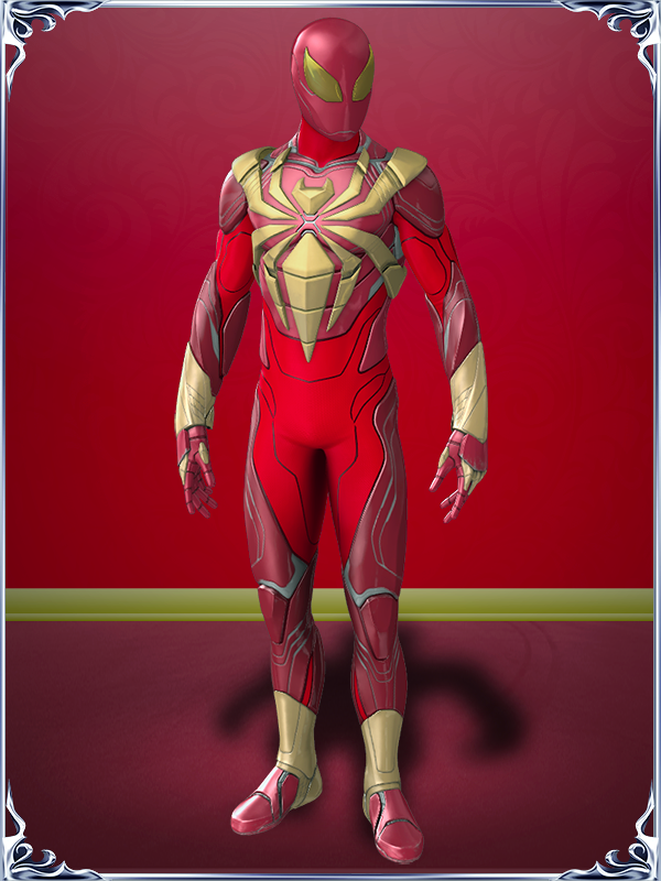 Spiderman PS4 - Iron Spider Armor by KylieStylish