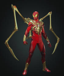 The Iron Spider by KylieStylish