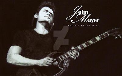 John Mayer by abe0808