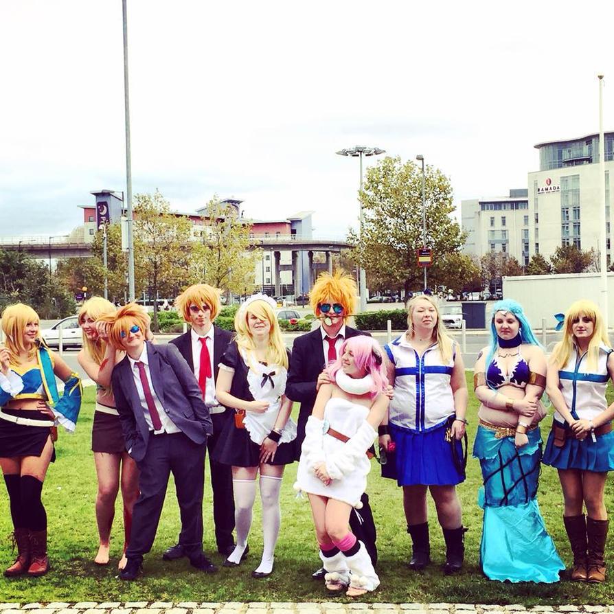 Fairy Tail Meet - Celestial Spirits - Sunday by BeyondYourReach