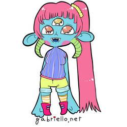 Monster Girl Adopt