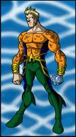 Aquaman design