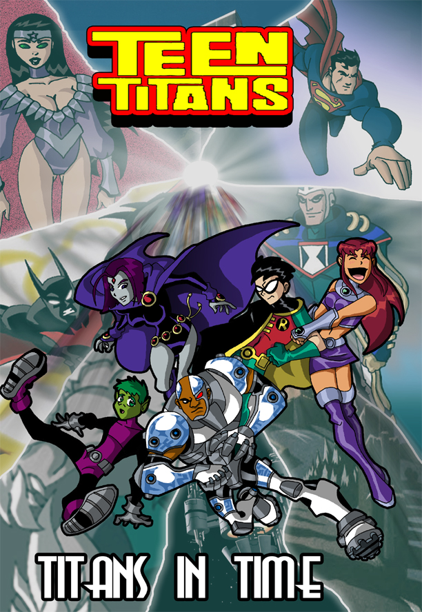 Teen Titans Teaser by theRedDeath888