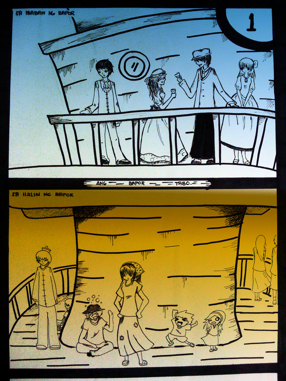El Fili: Page 1: Bapor Tabo by Lavi--Walker1078