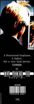 Frustrated Cosplayer?