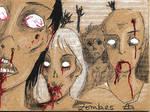 MONSTOBER: Zombie(s)