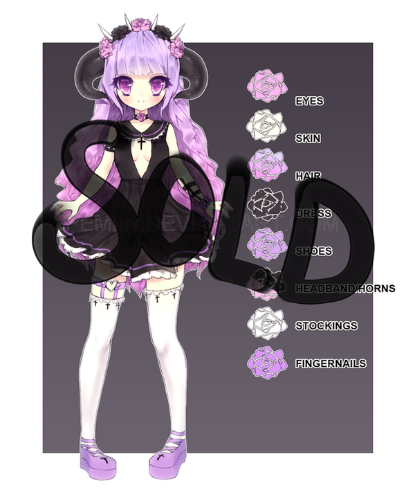 Adoptable auction - closed by Pemiin