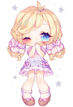 Pastel Princess by Pemiin