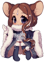 Annielender - Deer Mouse by Pemiin