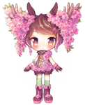 AUCTION - Cheal's weeping cherry - Moose