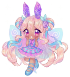 That feel when you dress up as a fairy